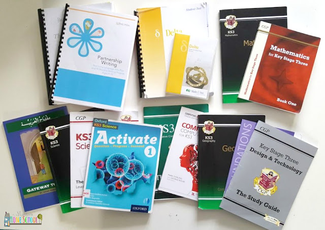 Year 7 / KS3 home school curriculum 2017-18 from a Muslim Home School