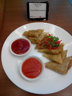 Vegetable Samosa ala Grand Zuri BSD City