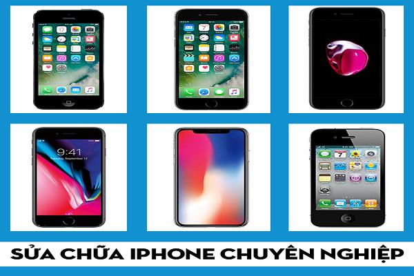 Thay vỏ iPhone 7 Plus chính hãng