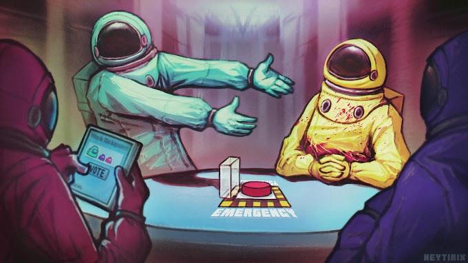 Among Us – Fã cria peças de xadrez inspiradas no game