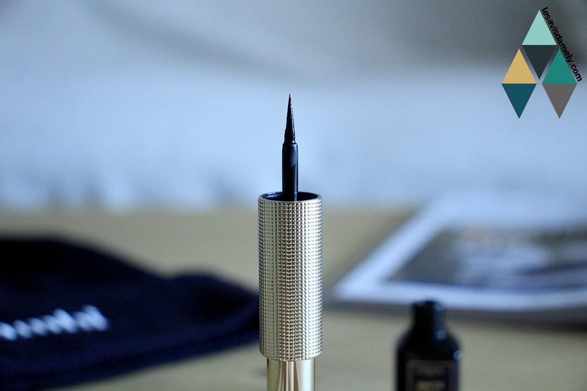 revue beauté eye liner pinceau liquide noir mat intense l'oréal
