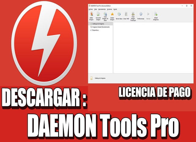 daemon tools pro -