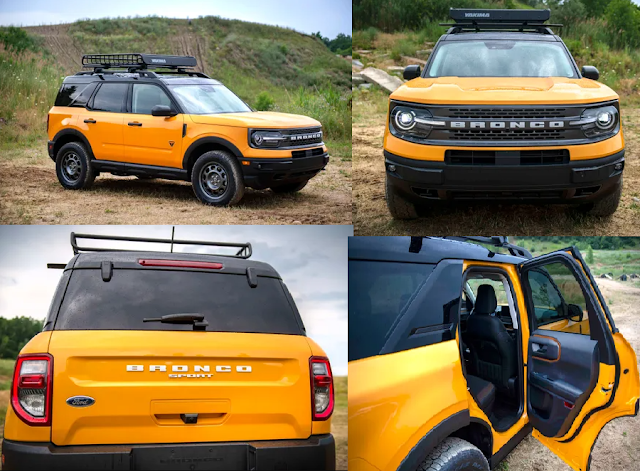 Ford Bronco is back