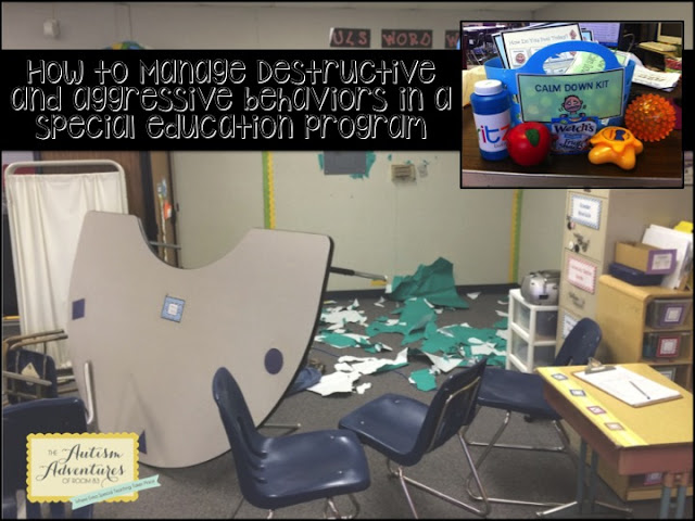 Classroom Design For Students With Autism ~ My philosophy on challenging behaviors the autism
