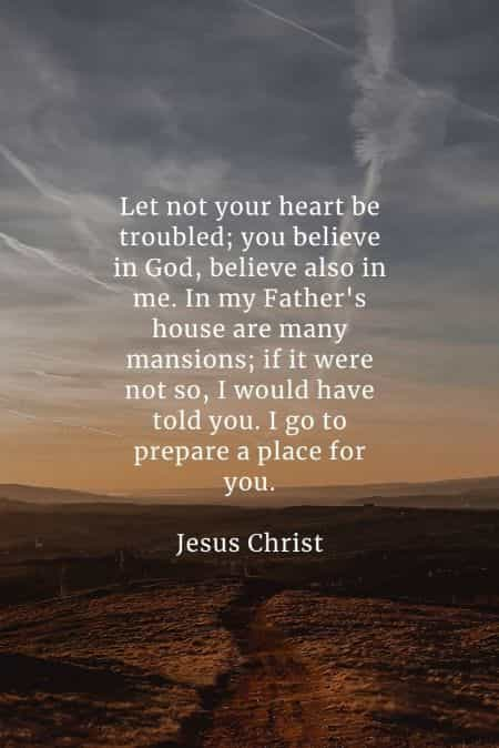 Famous quotes and sayings by Jesus Christ