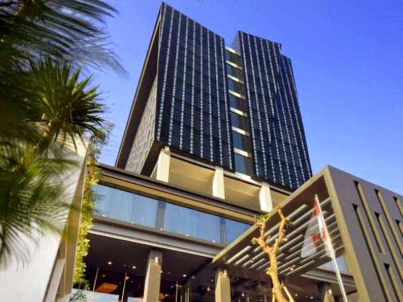 Akmani Hotel Jakarta, Surganya Penggemar Kuliner dan Belanja