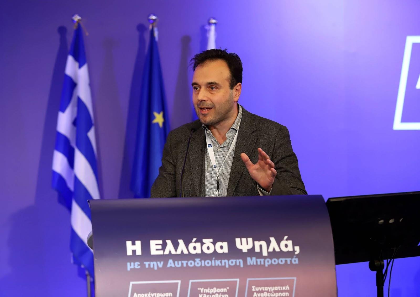 Δήλωση συμμετοχής στο κοινό ψηφοδέλτιο για την ΚΕΔΕ από τον Δήμαρχο Τρικκαίων