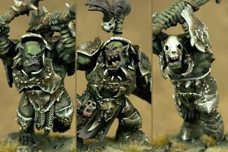 Thugg, Morgok & 'Ardskull of Morgok's Krushas - close-up