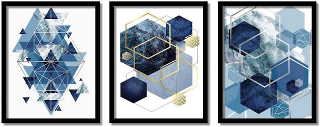 6 Quadros Abstratos para seus Projetos