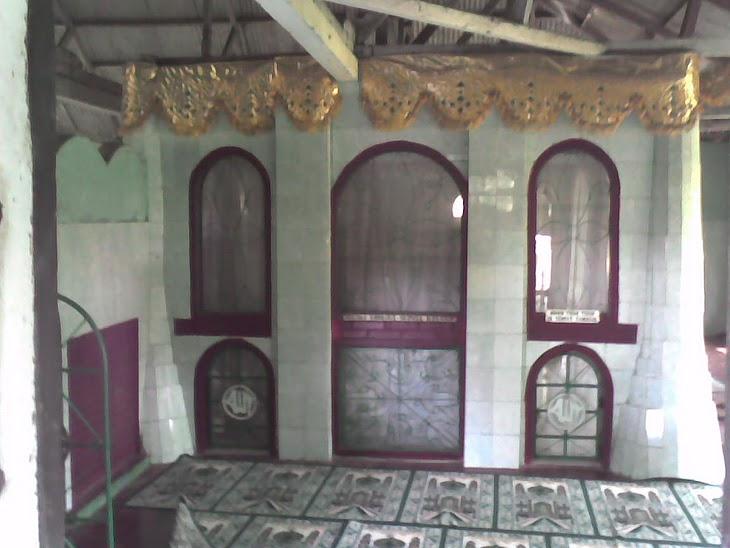 ULIN KARUHUN: Cerita Prabu Kian Santang & Syaidina Ali R.a