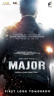Major First Look Poster 2