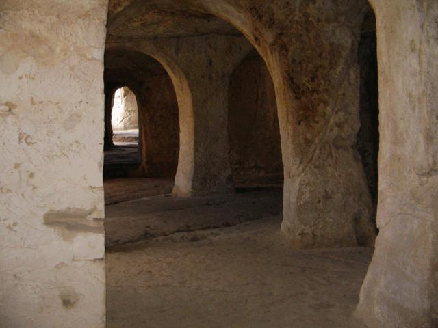 Chiesa Grotte San Michele Gravina
