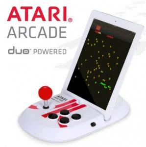 atariarcade Um fenômeno retrô, cabines de arcade para iPad