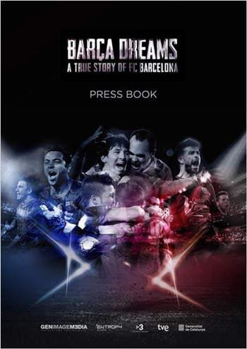 Sueños del Barça DVDRip Latino
