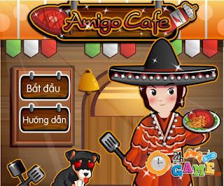chơi game tiệm cafe amigo hay