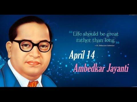 dr ambedkar jayanti images