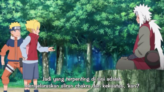 Boruto: Naruto Next Generations Episode 132 Subtitle Indonesia