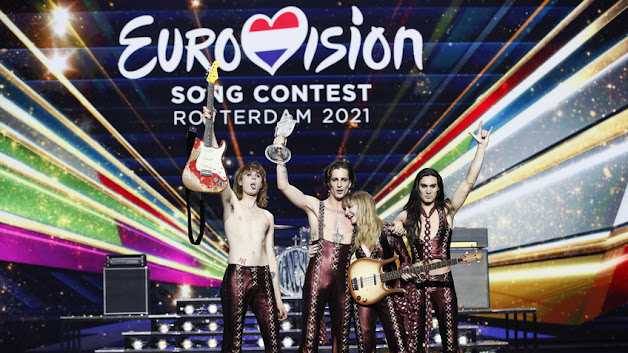 Włoski triumf na Eurowizji! Trzydzieści jeden lat po toto Cutugno