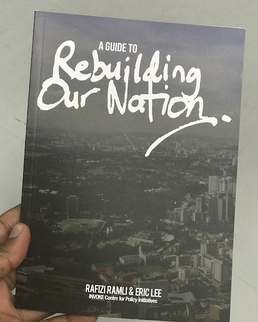 BOOK REVIEW: A GUIDE TO REBUILDING OUR NATION