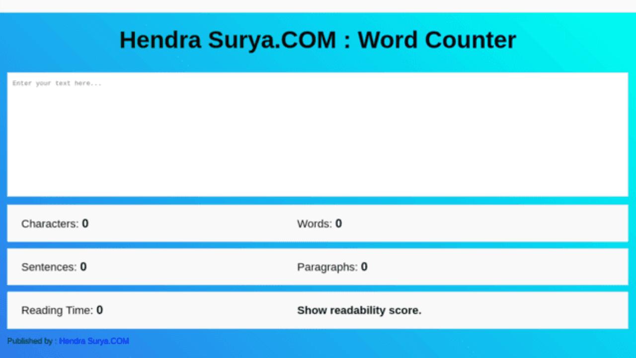 Content Writer atau seseorang yang berkecimpung dalam dunia tulis menulis Cara Memasang Word Counter Basis HTML Di Blog