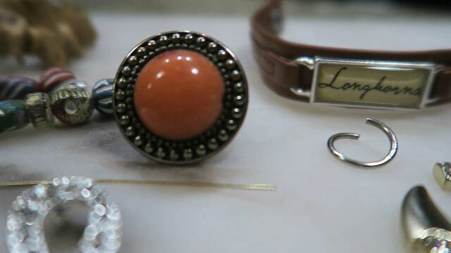 Image jewelry pieces