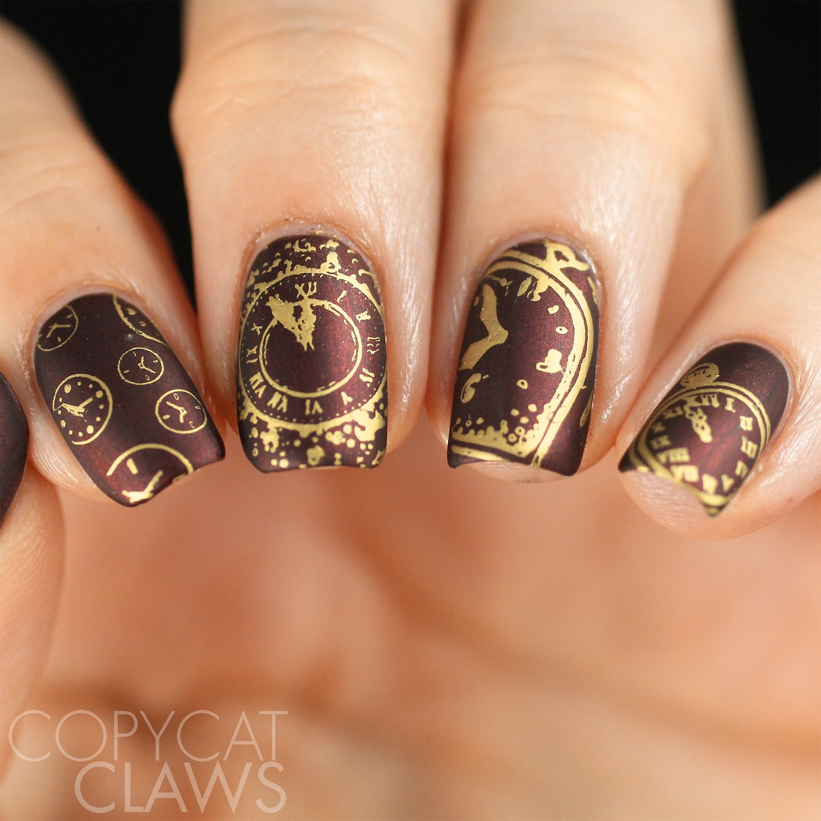 Copycat Claws: 26 Great Nail Art Ideas - New Year, New You