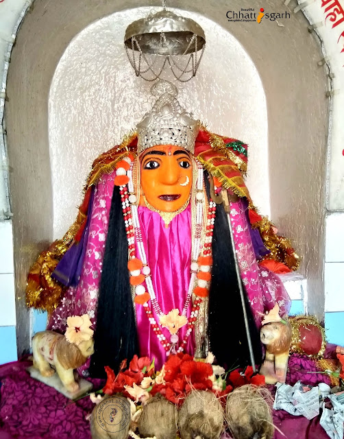 Khallari Mata Temple Bhimkhoj