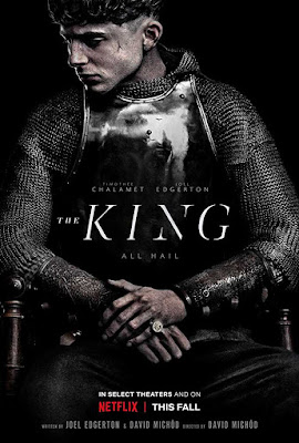 Poster The King 2019 Dual Audio HD 720p