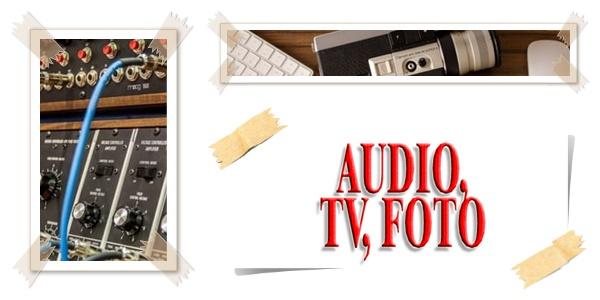 AUDIO, TV, FOTO – CIJAN OGLAŠAVANJE