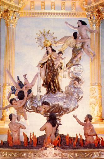 La Devoción a la Virgen del Carmen