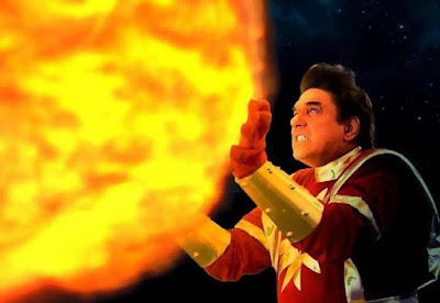 Shaktimaan is the first super hero of India
