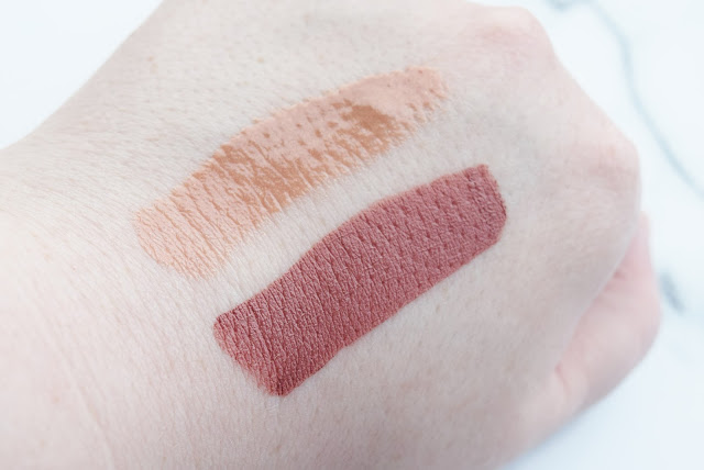 Bare Minerals Gen Nude Buttercream Lipgloss in Fly Swatch