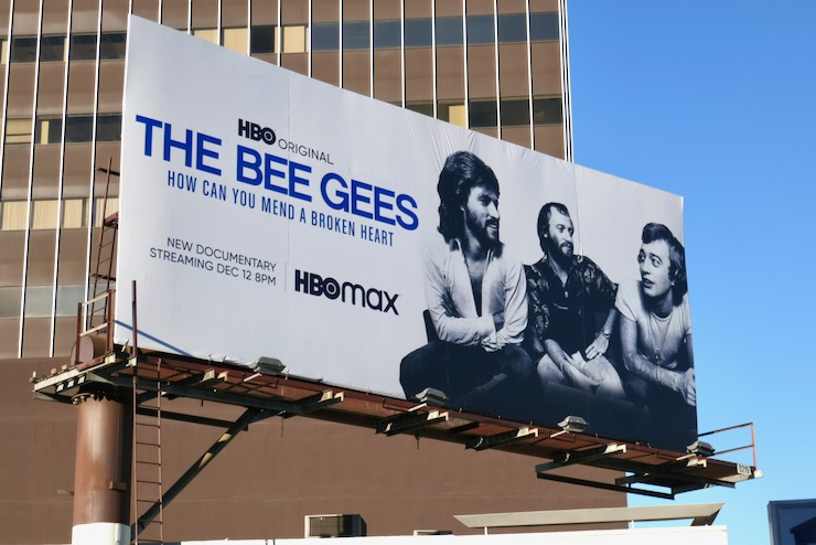 Bee Gees How Can You Mend a Broken Heart billboard