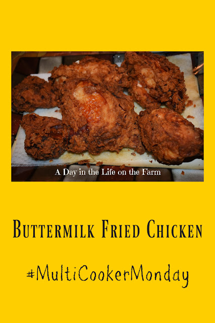 Buttermilk Fried Chicken Pin