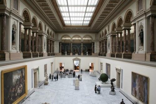 Museus Reais de Belas Artes da Bélgica