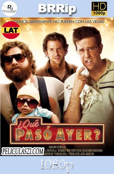 Que Paso Ayer (2009) HD BRRip 1080p Dual-Latino