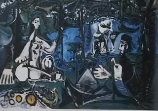 Поздний Пабло Пикассо