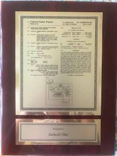 অসমৰ জীয়াৰী, অভিযন্তা শাশ্বতী দাসে অৰ্জন কৰিলে আমেৰিকান পেটেণ্ট, Assamese ENGINEER WINS AMERICAN US PATENT, xukhdukh