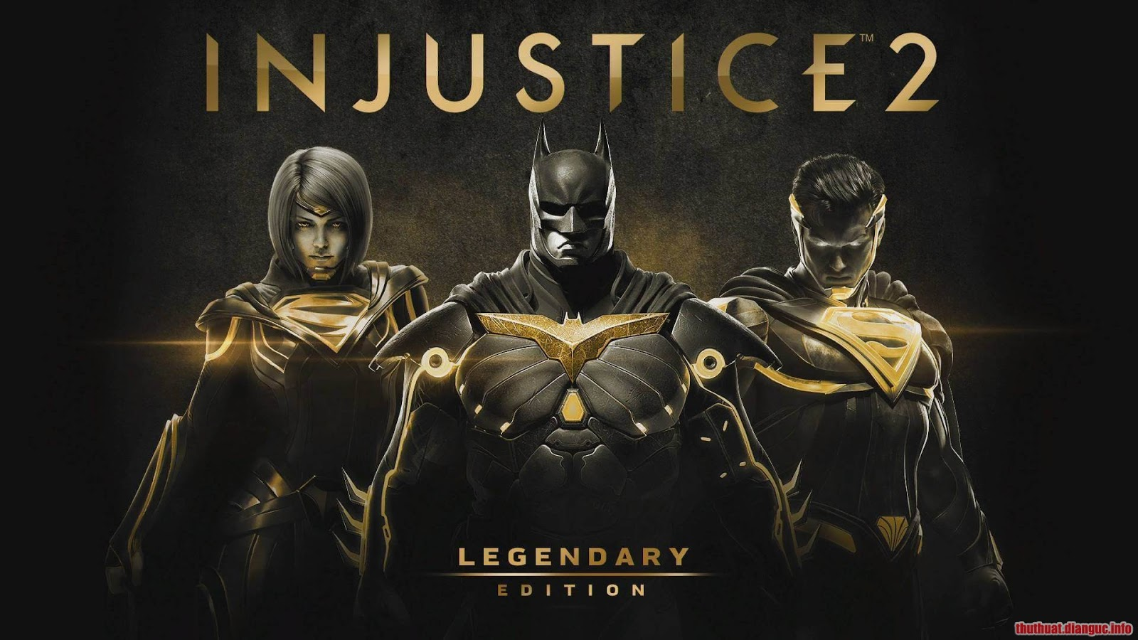 Download Game Injustice 2 – Legendary Edition Full Crack
