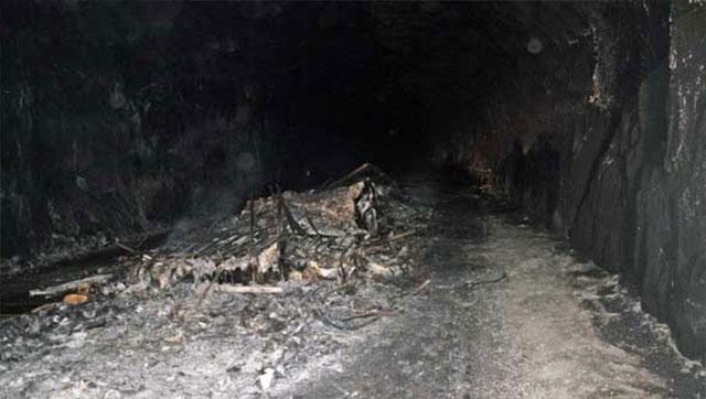 Kebakaran Keju 2013
