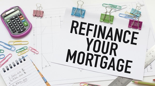 reasons consider refinancing home mortgage payments interest rates