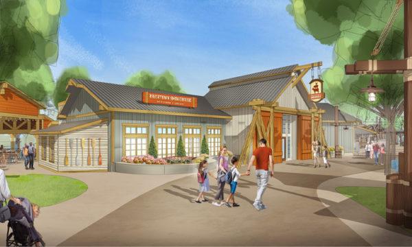 Silver Dollar City annonceMystic River Falls et la nouvelle région de Rivertown pour 2020