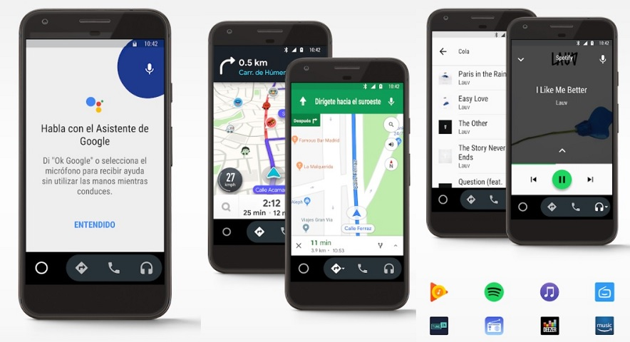 Cómo funciona Android Auto: todo lo que necesitas saber
