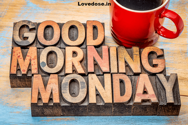 Monday Morning Messages – Happy Monday Wishes