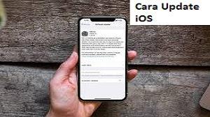 Cara Update iOS
