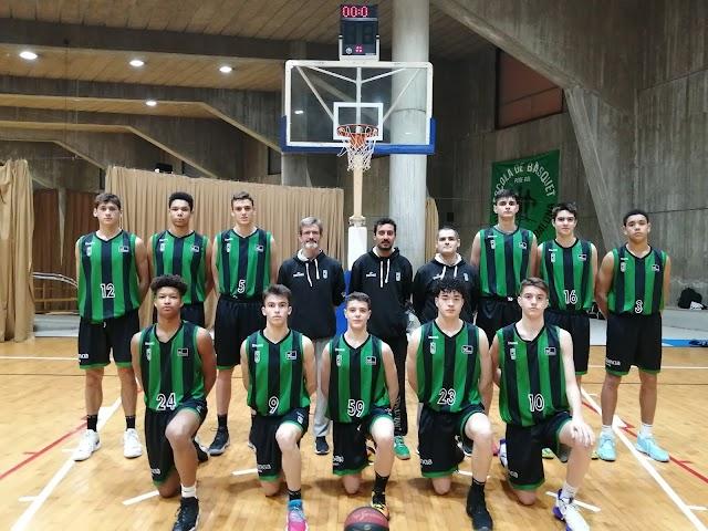 El Joventut de Badalona presenta el seu equip per al  XVIIé  Torneig Nacional Cadet Masculí del Genovés.