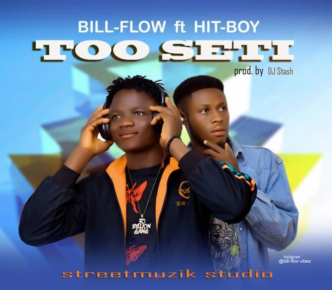 Bill-Flow Ft. Hit-Boy – Too Set