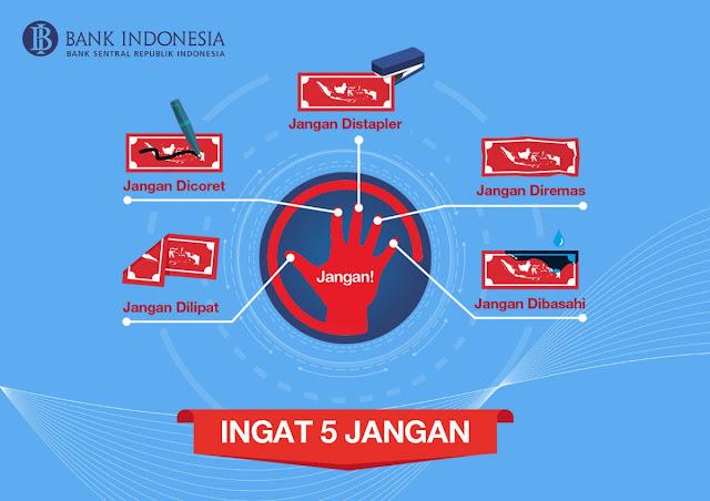 INGAT 5 JANGAN