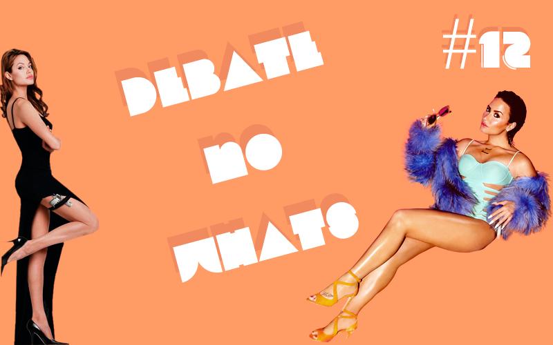 Demi, Brangelina e os melhores e piores das divas pop no Debate no Whats, tá uma delícia!