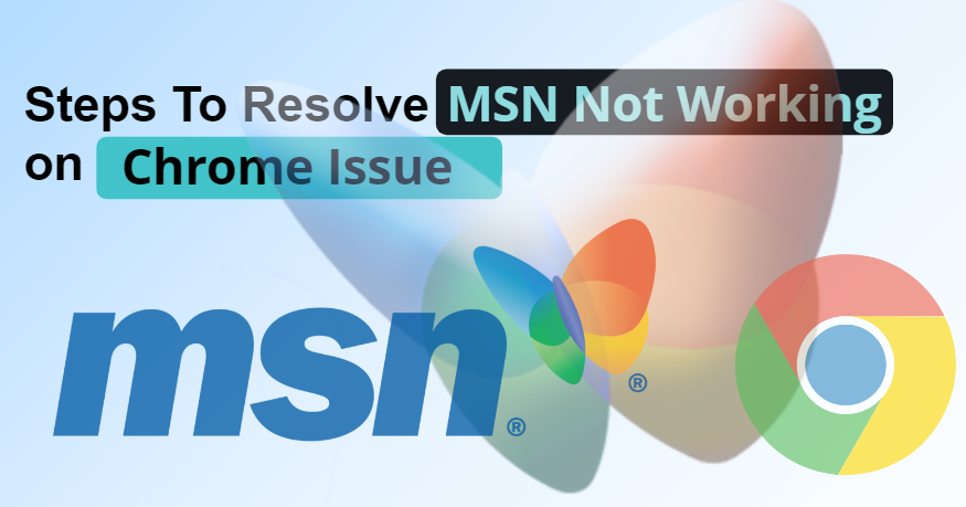 MSN Not Working, how to fix it?